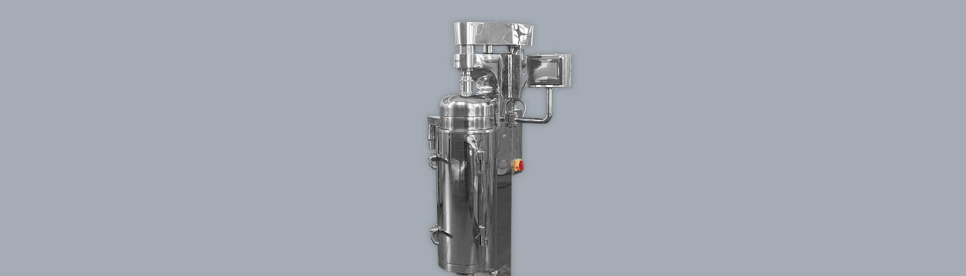 GQ型管式离心机
